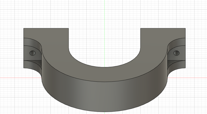 Front Clamp Design